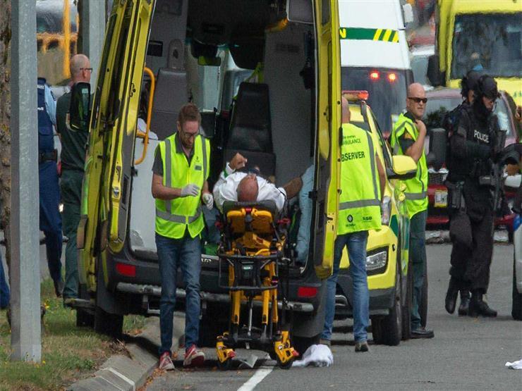 بدء تشييع شهداء الاعتداء الإرهابي في نيوزيلندا