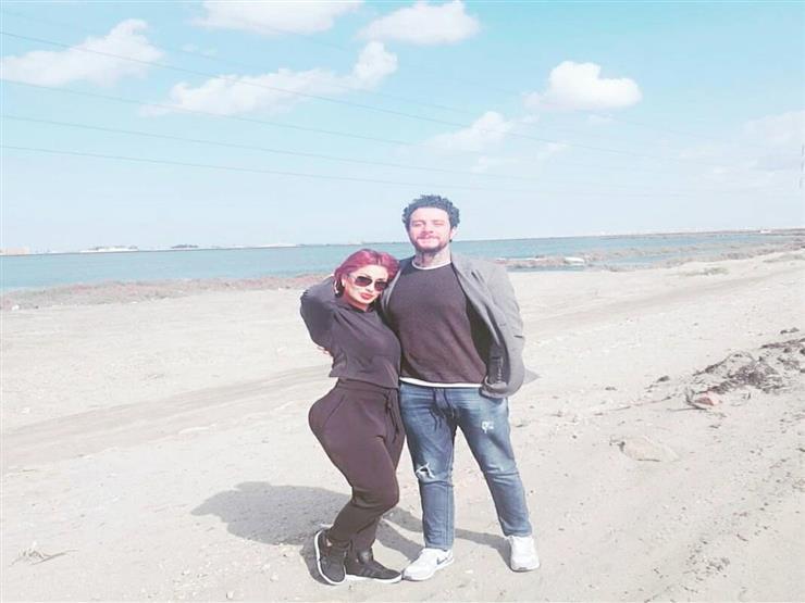 """أحمد الفيشاوي عن زوجته: """"الحب الحقيقي"""" .. صورة"""