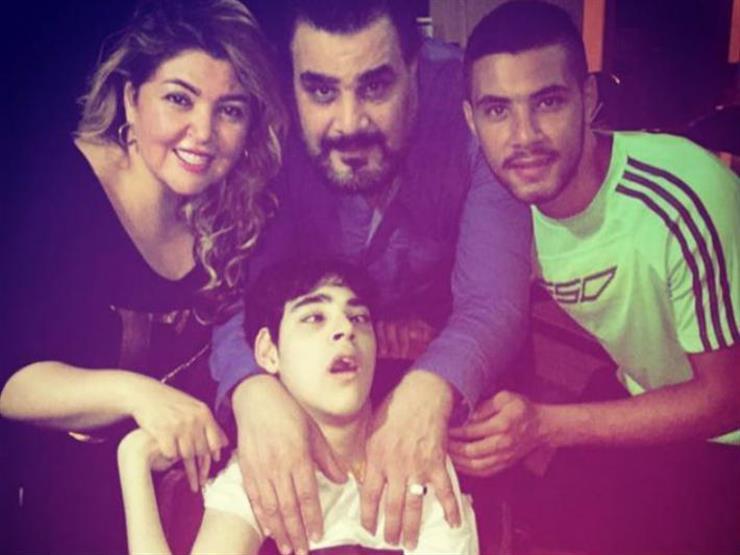 """مها أحمد: """"ابني بالنسبة لنا الجنة"""""""