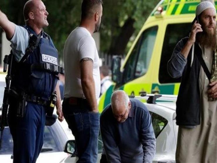 رصاص الإرهاب الأسود يبدد هدوء كرايستشيرش فى نيوزيلندا