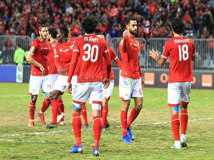 محمد مصطفى: الدعم الجماهيري سبب تأهل الأهلي لربع نهائي دوري أبطال إفريقيا