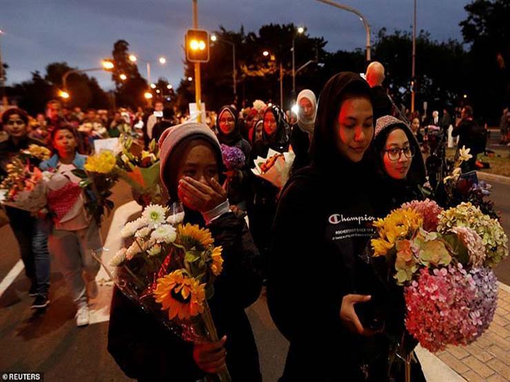 حادثة نيوزيلندا Picture: بعد حادث نيوزيلندا الإرهابي.. مظاهرات بالآلاف ضد العنصرية