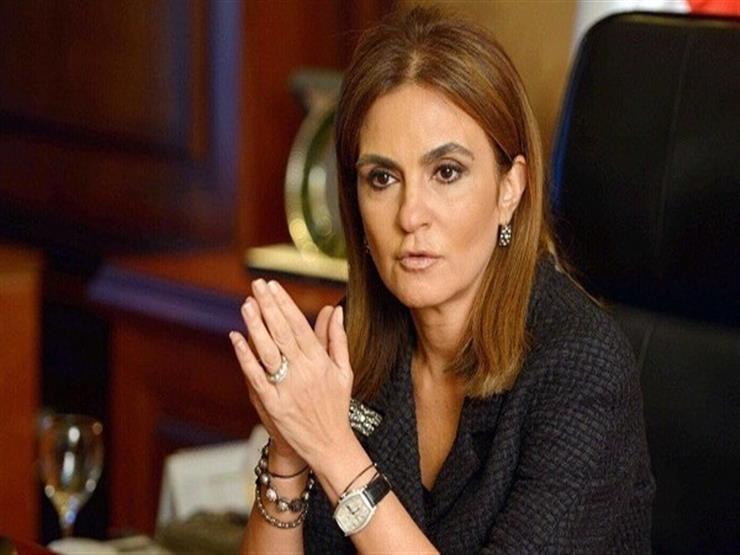سحر نصر تبحث مع كبريات الشركات العمانية فرص الاستثمار بمصر