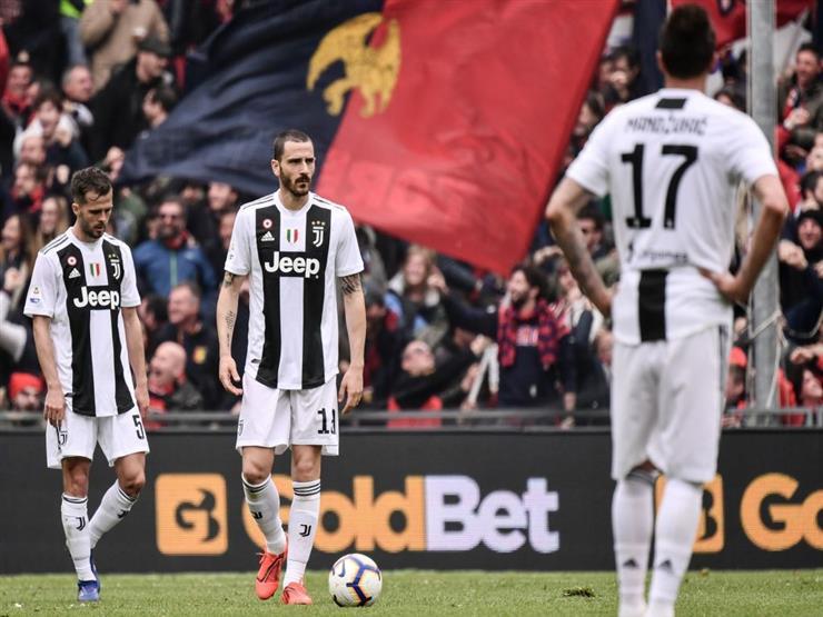 بالفيديو.. بدون رونالدو.. جنوى يلحق بيوفنتوس الهزيمة الأولى في الكالشيو