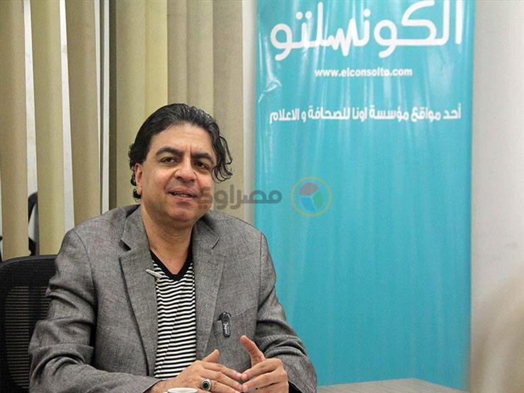 """في أول ظهور له بعد أزمة إقالته.. جمال شعبان: """"أنا خدام المصريين"""""""