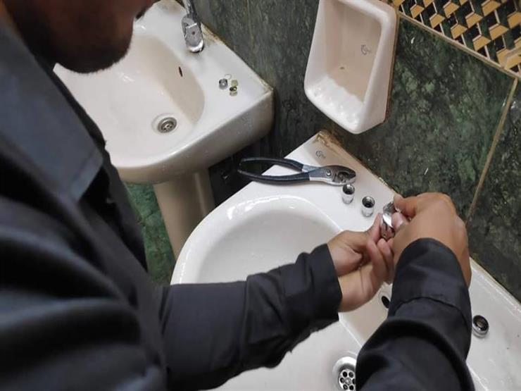 """""""الري"""": تركيب قطع ذكية لترشيد استهلاك المياه بمبنى الوزارة"""