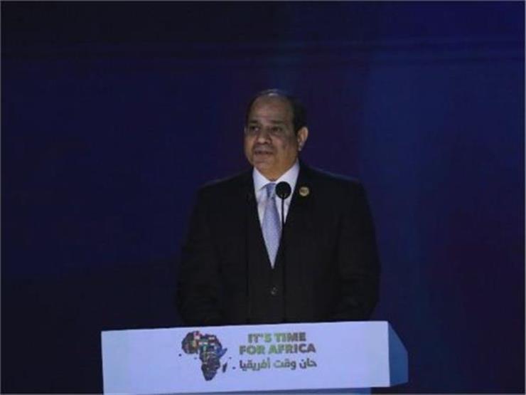 ننشر كلمة الرئيس السيسي بمناسبة يوم إفريقيا - نص كامل