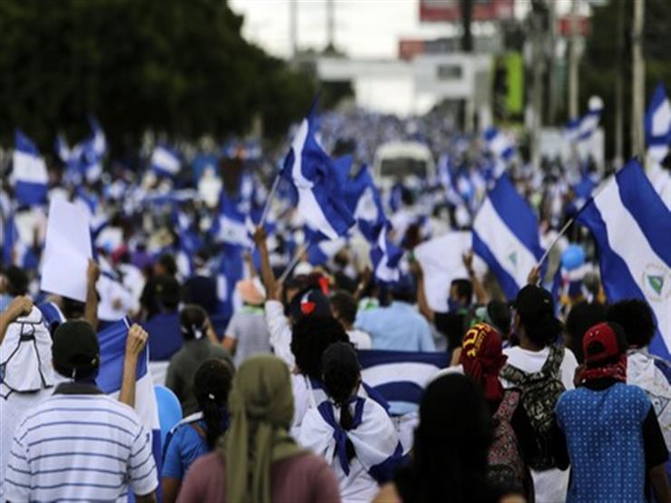 اعتقال أكثر من 40 شخصا خلال احتجاج في نيكاراجوا
