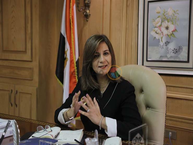 """""""هديتي المحبة والتقدير"""".. وزيرة الهجرة تتحدث لـ مصراوي عن عيد الأم- حوار"""