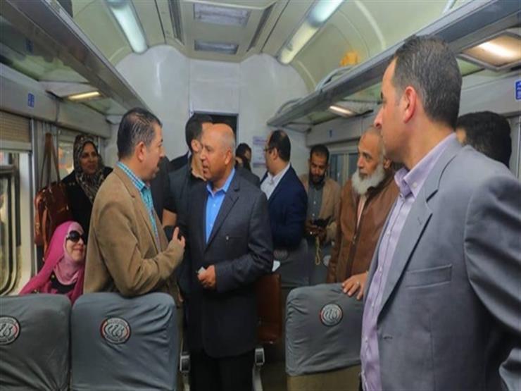 """""""اللي يمد إيده هنقطعها"""".. رسائل كامل الوزير من جولته في الإسكندرية"""