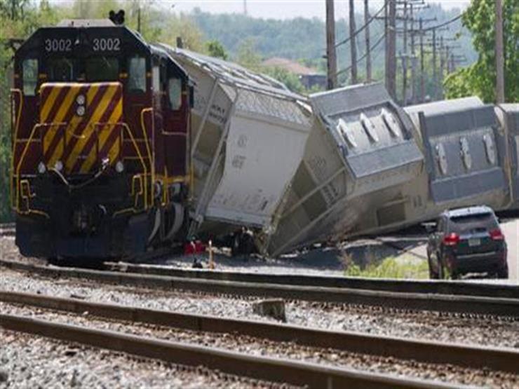 مصرع 24 وإصابة 31 آخرين بعد خروج قطار عن مساره في الكونغو