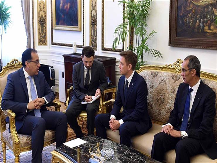 رئيس الوزراء: مصر تخطو خطوات مهمة في مجال مكينة الخدمات