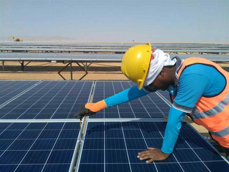 """""""الطاقة الشمسية ببنبان"""" يفوز بجائزة أفضل مشروعات البنك الدولي تميزا"""
