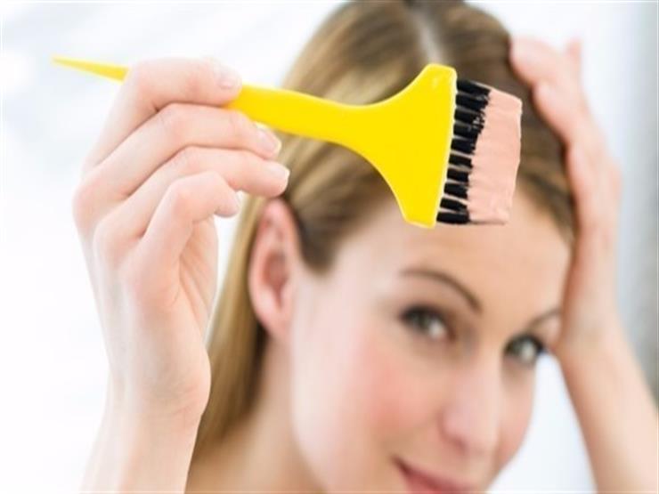 نصائح ذهبية لصبغ الشعر في المنزل