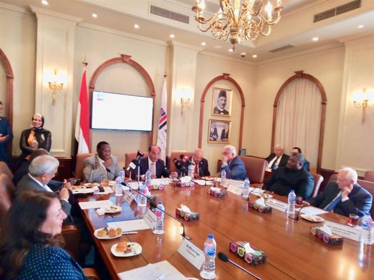 الجامعة البريطانية بالقاهرة تستضيف 21 سفيرًا يمثلون القارة الأفريقية
