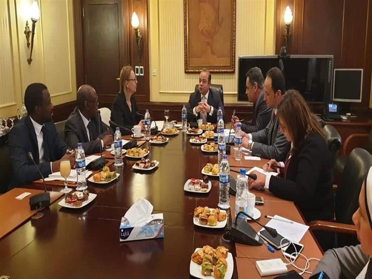 """مصر تبحث مع """"الأفريقي للتنمية"""" تفعيل مشروع الربط بين بورصات القارة"""