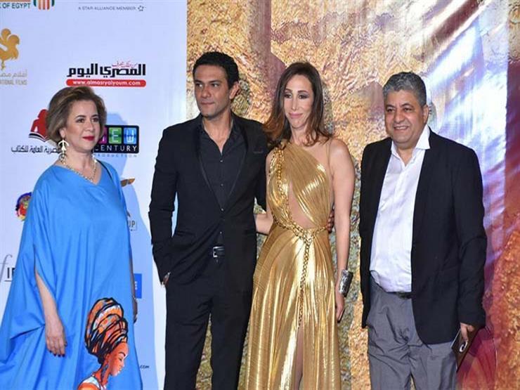 """آسر ياسين لـ""""مصراوي"""": أتمنى استمرار """"الأقصر للسينما الإفريقية"""" في تكريم الشباب"""