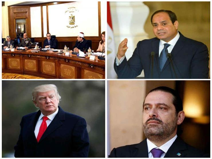 حدث ليلاً.. قرار الرئيس بشأن التأمين الصحي الجديد وتفاصيل أول جلسة حوار لتعديل الدستور