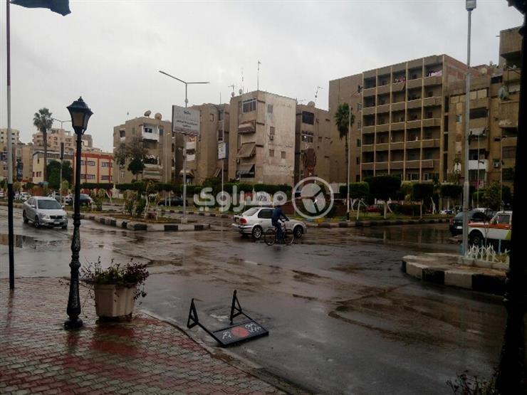 """""""أمطار قد تمتد للقاهرة"""".. الأرصاد تعلن تفاصيل طقس السبت (درجات الحرارة)"""