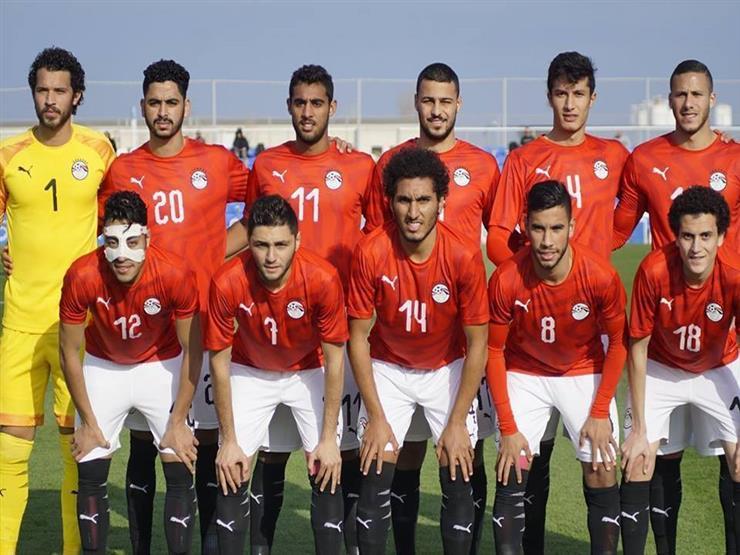 موعد مباراة مصر والكاميرون تحت 23 سنة في كأس الأمم الأفريقية
