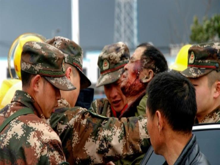 عدد ضحايا انفجار مصنع كيماويات في الصين يرتفع إلى 64 قتيلاً