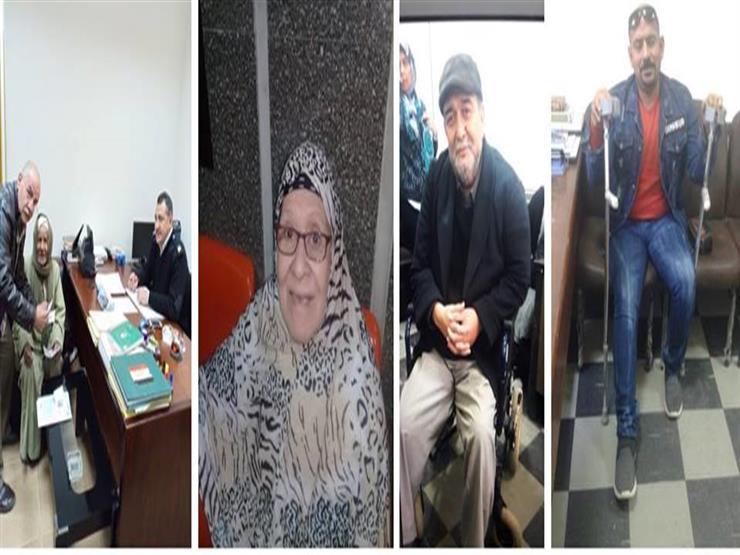 """""""الداخلية"""" تواصل تيسير الإجراءات على المواطنين للحصول على الخدمات الشرطية -(صور)"""