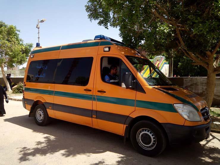 سيارة مُسرعة تصدم طالبتين أثناء عبورهما الطريق بمدينة نصر