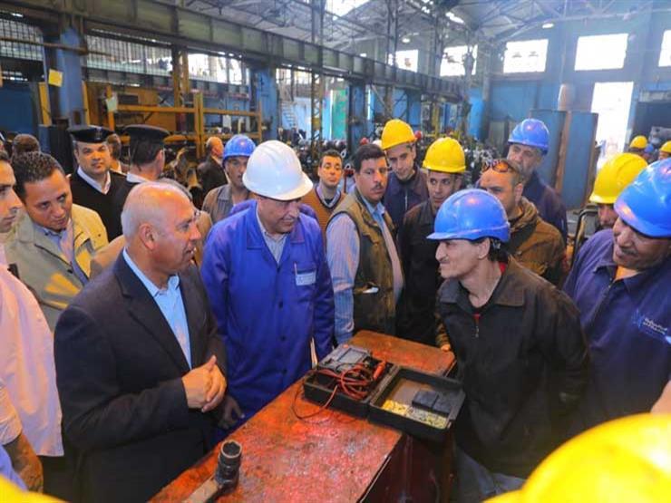 """كامل الوزير: """"هرفع رواتب عمال السكك الحديدية في حالة تقديم خدمة أفضل"""""""