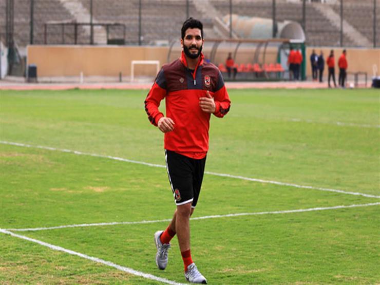 محمد يوسف يعلق على قرار عودة صالح جمعة لتدريبات الأهلي