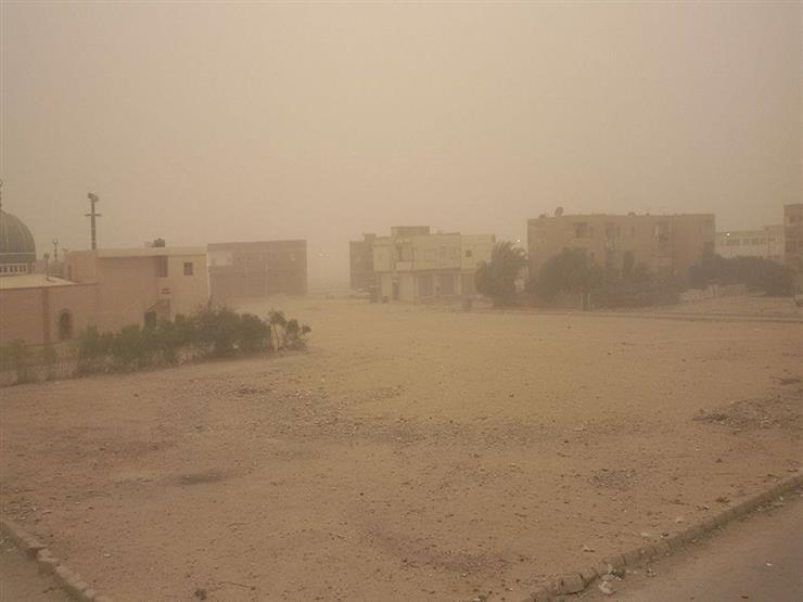 بعد تعرضها لعاصفة رملية.. إعلان حالة الطوارئ في جنوب سيناء