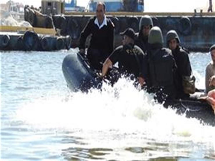 الشرطة تُنقذ مواطنا حاول الانتحار في نهر النيل بالملك الصالح