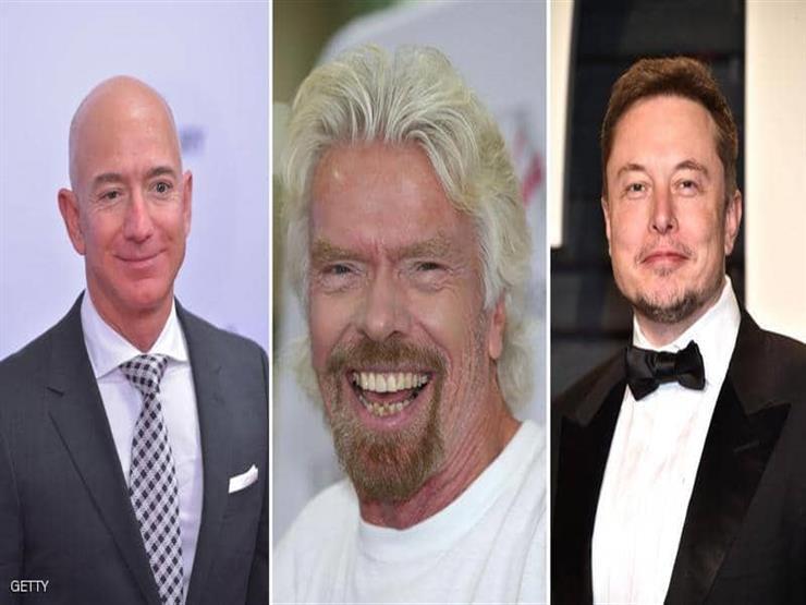 """أول """"تريليونير"""" في العالم.. 3 رجال فقط بالسباق التاريخي"""