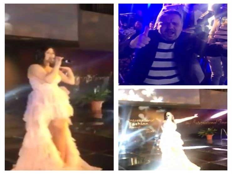 """بالفيديو.. بوسي شلبي مشيدة بابنة إدوارد: """"برافو ماريا"""""""