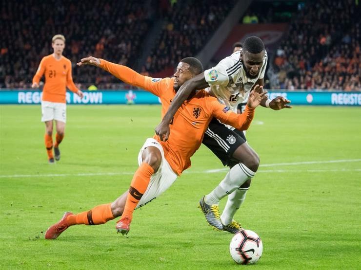 أهداف الأحد| ألمانيا تهزم هولندا بثلاثية.. وليبيا تسقط أمام جنوب إفريقيا بثنائية