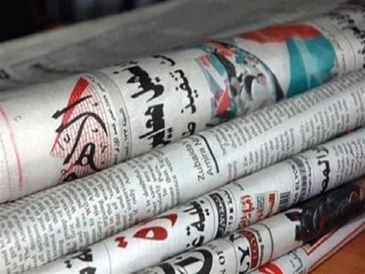 مباحثات السيسي ورئيس وزراء العراق تتصدر اهتمامات صحف القاهرة