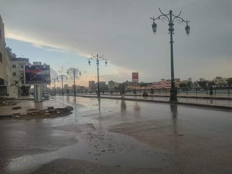 الأرصاد تعلن سقوط أمطار رعدية خلال ساعات على هذه المناطق