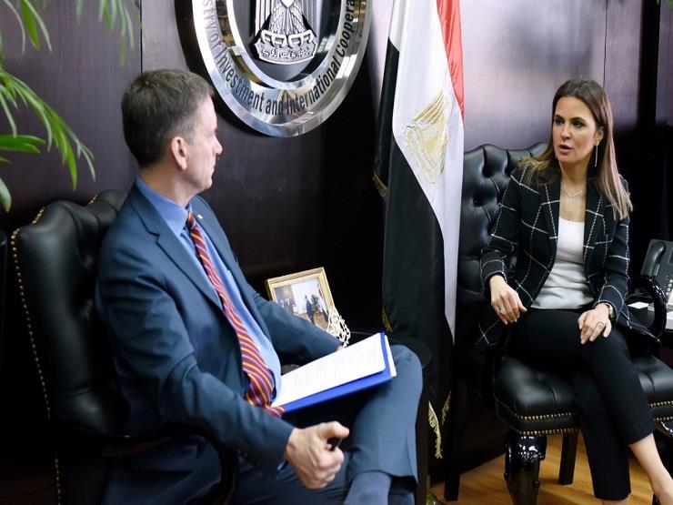 سحر نصر: 21.8 مليار دولار تدفقات استثمارية أمريكية في مصر حتى ديسمبر