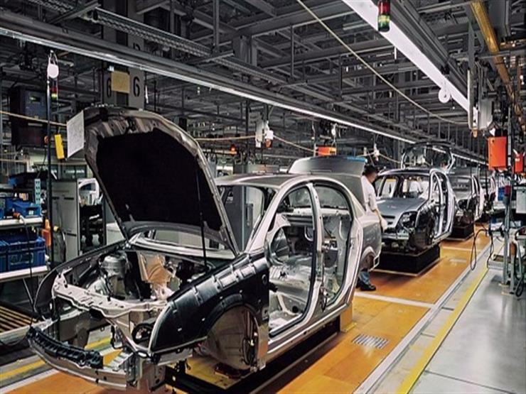 مصر تتقدم للمركز 37 في قائمة الدول المنتجة للسيارات