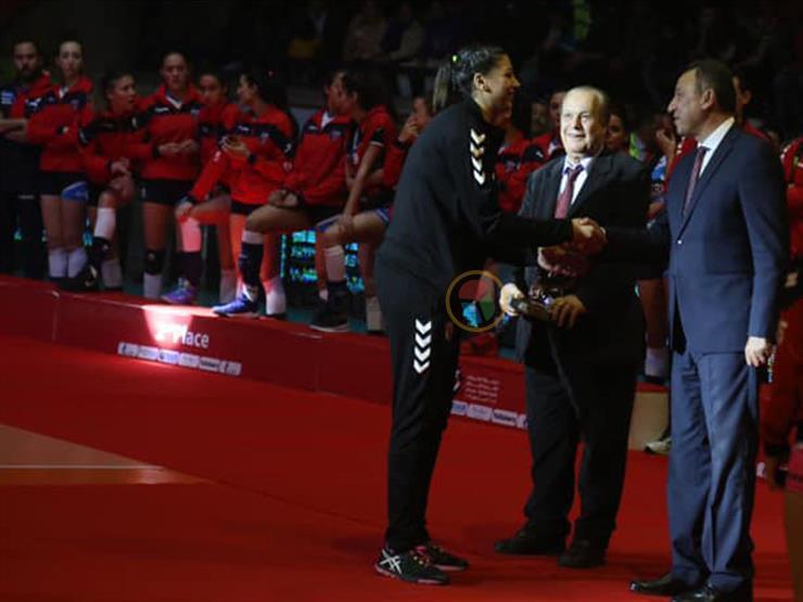 3 جوائز فردية لسيدات الأهلي بعد الفوز ببطولة أفريقيا