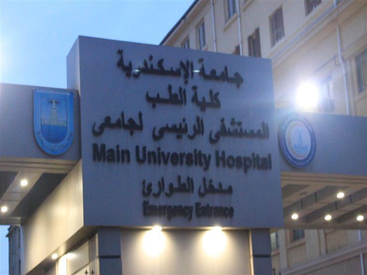 الحكومة: الصور المتداولة للمستشفى الميري بالإسكندرية قديمة