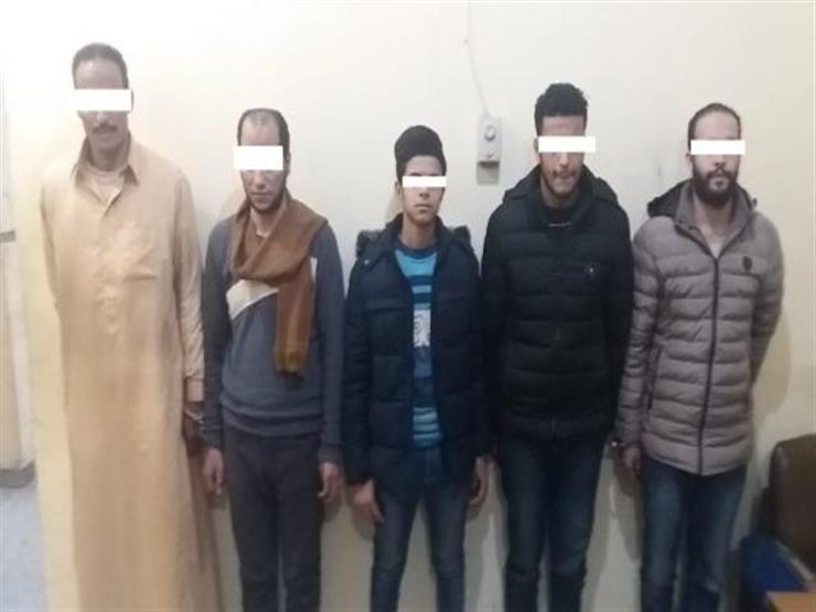 سقوط عنصرين إجراميين لتسفير الشباب خارج البلاد بأوراق مزورة في البحيرة