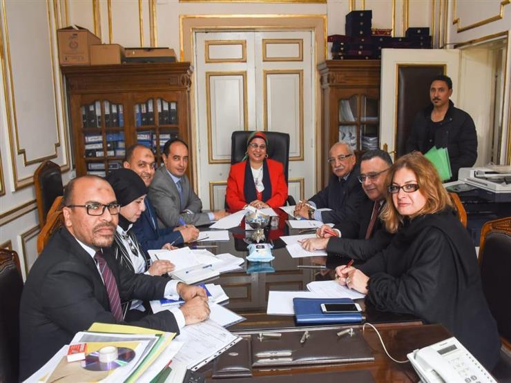 """اللجنة التنفيذية لبرنامج """"مودة"""" الرئاسي تعقد اجتماعها في جامعة القاهرة"""