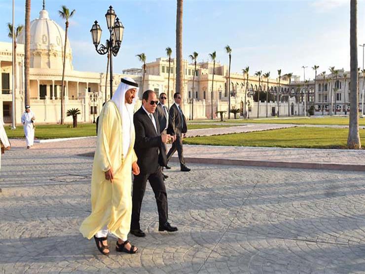 الرئاسة: منصة استثمارية مشتركة مع الإمارات بـ 20 مليار دولار