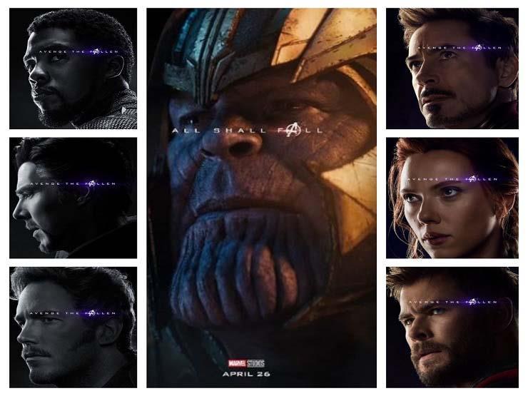 """بعد ساعات من طرح بوستراته.. """"Avengers: Endgame"""" يدخل """"تريند تويتر"""""""