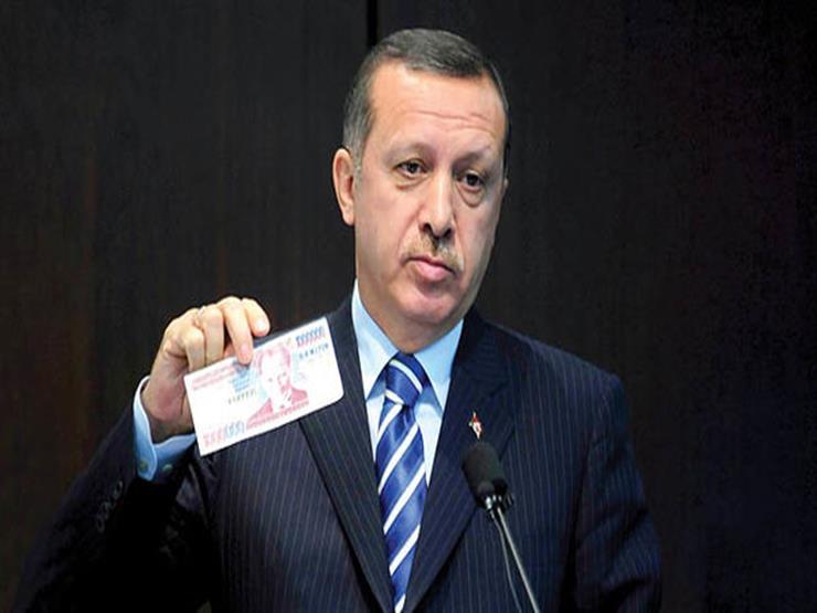 """الليرة التركية تهوي 5% مع تحرك """"المركزي"""" لحجب السيولة بالعملة الأجنبية"""