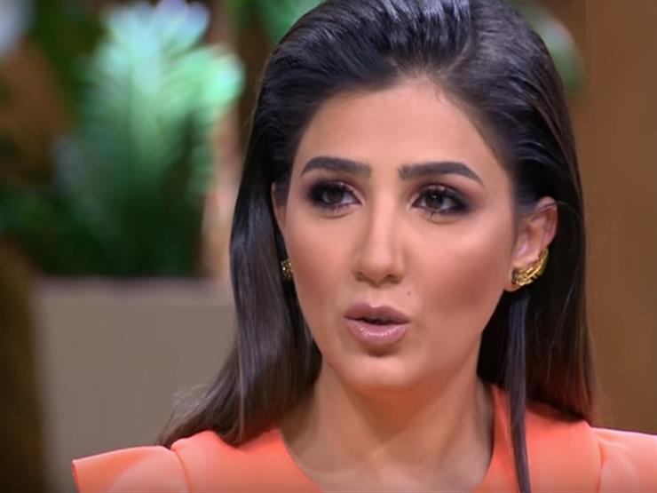مي عمر تحكي لأول مرة قصة حبها مع زوجها المخرج محمد سامي