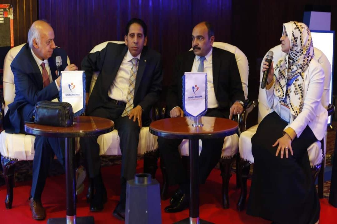 رئيس جمعية القلب بمصر