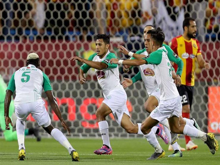 ثأر كارتيرون.. الرجاء يفوز على الترجي في كأس السوبر الإفريقي