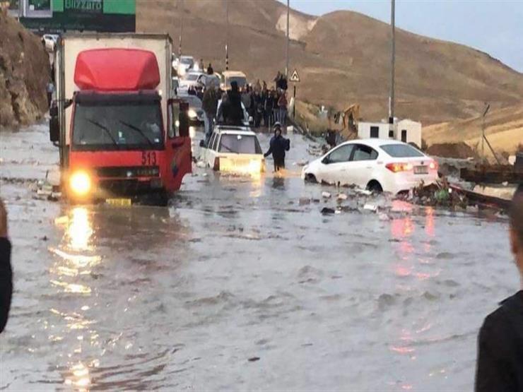 مقتل 5 وإصابة 20 جراء موجة من الطقس السيئ في إيران
