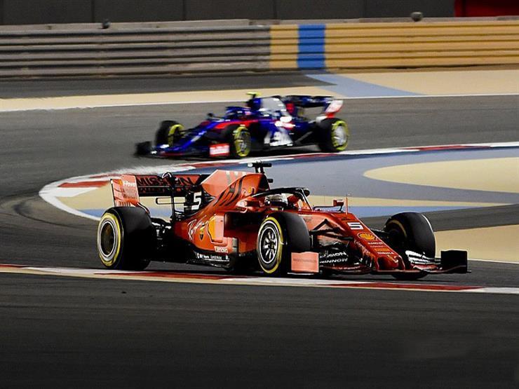 فيراري يهمين على التجربتين الحرتين لسباق البحرين لفورمولا-1